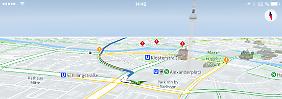 Übernahme von Kartendienst Here: Deutsche Autobauer machen Nokia Druck