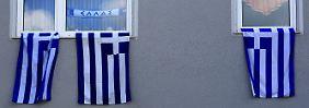 """Angst vor dem """"Graccident"""": Athens Finanznot wird immer drückender"""