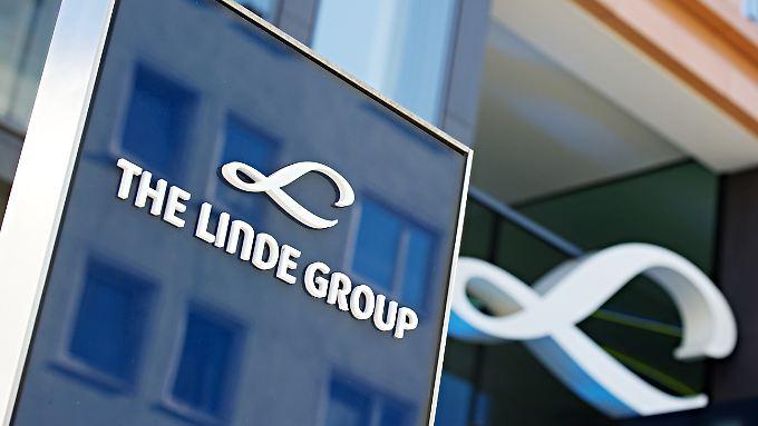 Trotz der Umbaukosten hat Linde die Jahresziele erreicht.