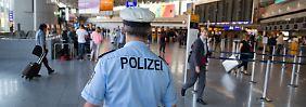 Munition wird kontingentiert: Bundespolizei beklagt akute Finanznot