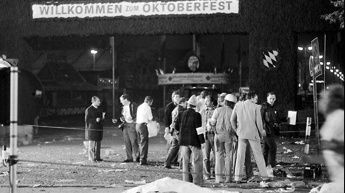 Bei dem Attentat wurden 13 Menschen getötet und 210 zum Teil schwer verletzt.