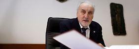Aufarbeitung von Srebrenica: Serbien verhaftet Kriegsverbrecher