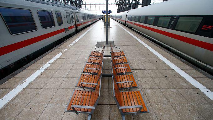 20 zusätzliche Bahnhöfe sollen mit Intercity-Zügen angesteuert werden.