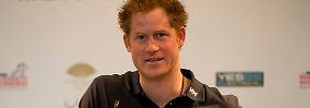 """Für Prinz Harry ist der """"Walk of Britain"""" eine Herzensangelegenheit."""