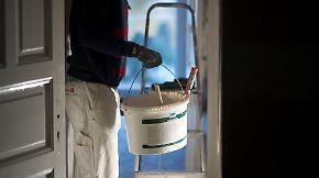 """BGH urteilt über Renovierungen: """"Schönheitsreparaturen"""" benachteiligen Mieter"""