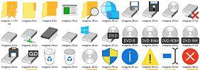 Microsoft stellt Design zur Debatte: Windows 10: Icons erschrecken Nutzer