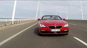 Neuerungen im Detail: BMW frischt 1er und 6er auf