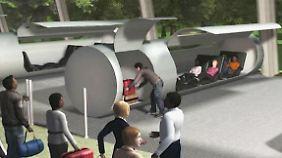 n-tv Ratgeber: Hyperloop - mit Schallgeschwindigkeit durch die Röhre