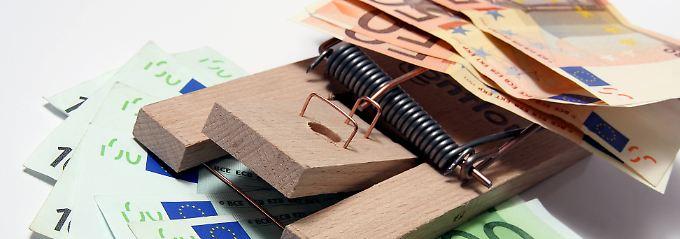 Kein seriöser Anbieter von Finanzdienstleistungen wird unaufgefordert telefonisch Kontakt aufnehmen.