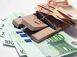 Rentenfonds verkaufen?: Vorsicht vor der Zinsfalle