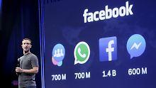 Messenger wird Plattform für alles: Facebook will das Internet übernehmen