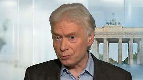 """Rainer Hellweg im n-tv-Interview: """"Man kann eigentlich nur spekulieren"""""""