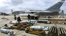 Streit um Falklandinseln: Moskau und London rüsten ihre Protegés