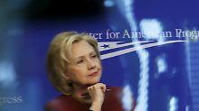 Clinton ließ o