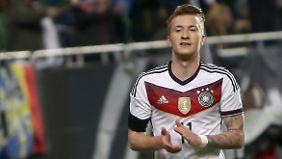 Marco Reus verlängerte seinen Vertrag in Dortmund vor wenigen Wochen.