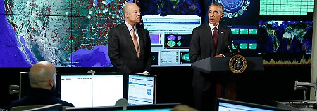 Obama rüstet gegen Cyberangriffe: USA drohen Hackern mit Finanzsanktionen