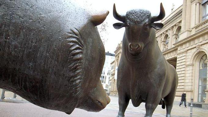 Die jüngste Erholung der Aktienkurse erweist sich immer mehr als sogenannte Bärenmarkt-Rally.