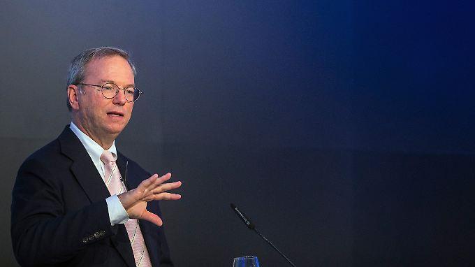 Google-Chef Eric Schmidt droht Ungemach.