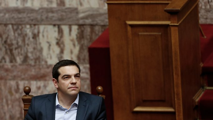 Griechenlands Premierminister Alexis Tsipras.