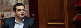 Neue Liste vorgelegt: Eurozone lässt Tsipras abblitzen
