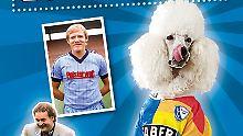 """""""Erste Pass gleich scheiße"""": Redelings Fußball-Alben rocken die Liga"""