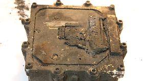 Zweite Blackbox ausgewertet: Copilot löste den Sinkflug bewusst aus