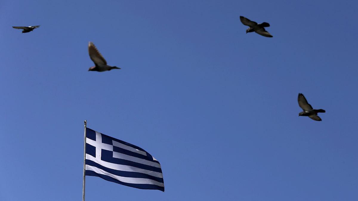 Griechenlands zäher Verhandlungsmarathon