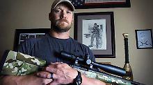 Chris Kyle wurde von einem traumatisierten Soldaten erschossen.