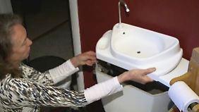 Toilettenwaschbecken statt Pool: Jahrhundertdürre zwingt Kalifornier zum Wassersparen
