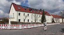 Ermittlungen eingestellt: Brandstiftung in Tröglitz bleibt unaufgeklärt