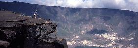 Tambora ist immer noch aktiv: Der Vulkanausbruch, der die Welt veränderte