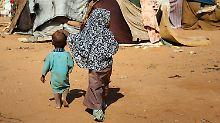 Weltgrößtes Camp vor Schließung: Kenia will 350.000 Flüchtlinge abschieben