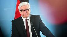 Nach Brandanschlag in Tröglitz: Steinmeier besorgt um deutsches Ansehen
