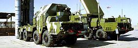 Russland plant Geschäfte mit Iran: Putin will Teheran Raketen liefern