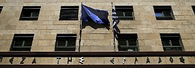 """Umbenennung von EU-Institutionen: Griechenland will eine andere """"Task Force"""""""