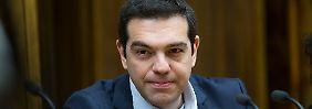 Der Druck auf Tsipras wächst: Berlin: Athen bekommt im April keine Kredite