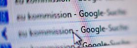 Die EU-Kommission nimmt Googles Preis-Suchmaschine ins Visier. Foto: Jens Büttner