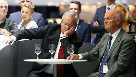 Kritik an Winterkorn wächst: VW-Großaktionär Katar springt Piëch bei
