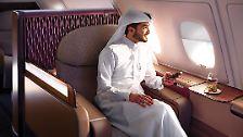 Messe für Kabinenaustatter: So soll die Zukunft der Flugreise aussehen