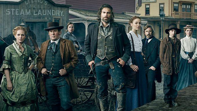 """Bohannon (M) kehrt in der vierten Staffel von """"Hell on Wheels"""" nach Cheyenne zurück. Da hat sich einiges verändert."""