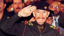 Izzat al-Duri paktierte mit IS: Irakische Armee tötet Saddams General
