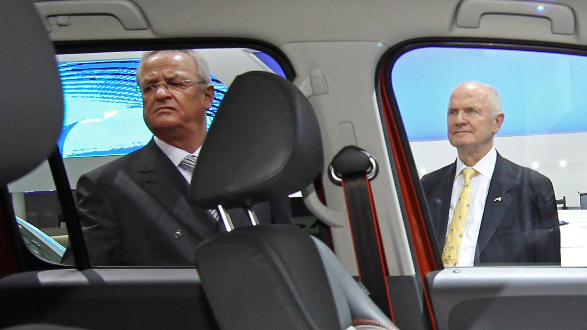 Bei VW bemüht man sich um Ruhe