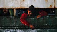 Der stille Tod auf dem Meer: Flüchtlinge - abgezockt, eingepfercht, verschollen