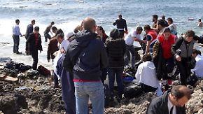 Kritiker werfen EU Mitschuld vor: Flüchtlingsschiff zerschellt vor Rhodos