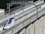 Ab 2027 im Linienbetrieb: Japanischer Magnetzug stellt Weltrekord auf