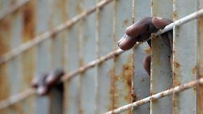 Flucht durch Bürgerkriegsland: Afrikanische Migranten fürchten Stopp in Libyen