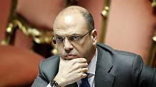Person der Woche: Der Mittelmeer-Sheriff hat einen Plan