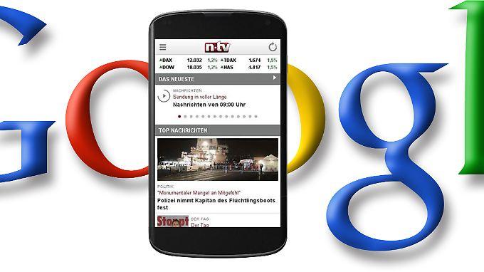"""n-tv.de besteht Googles """"Test auf Optimierung für Mobilgeräte"""" mit Bravour."""