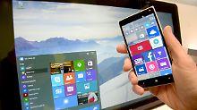 Betriebssystem soll früher kommen: Starttermin von Windows 10 ausgeplaudert