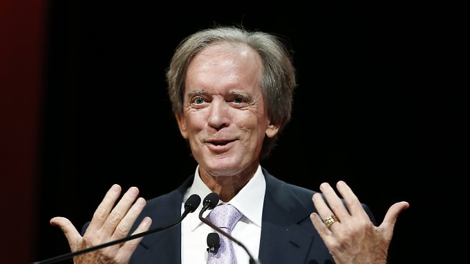 """German 10yr Bunds = The short of a lifetime"": Bill Gross verfolgt einen Plan (Archivbild)."